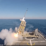WATCH: IDF Unveils 'Iron Dome of the Seas'