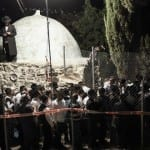 Jews Arrested Trying To Enter Arab Town to Pray at Joshua's Tomb
