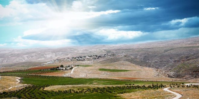 The Holy Land. (Shutterstock)