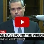 Evidence Points to Bomb as Missing EgyptAir Plane Wreckage Found