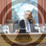 """Obama Claims, """"Success! One Year Since Deal, and No Global Terror"""""""
