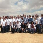 In Israel's Desert and Mountains, Pioneers Work to Fulfill Vision of Messiah