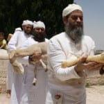 Priests Re-learn How to Bring Ancient Harvest Bread Offering to Temple