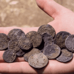 2,100 Year Old Coins, Bearing Names of Maccabean Kings, Unearthed in Israel