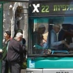 Israeli Lawmakers Seek to Institute Limited Public Transportation on Sabbath