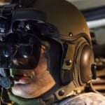 WATCH: Elbit's IronVision Helmet for Tanks Sees Through Armor