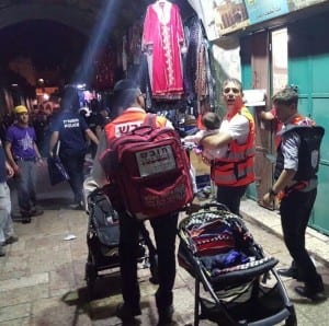 (Courtesy United Hatzalah)