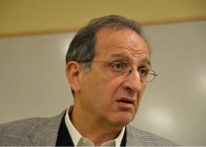 James Zogby, Bernie Sanders pick for the DNC. (Wikimedia Commons)