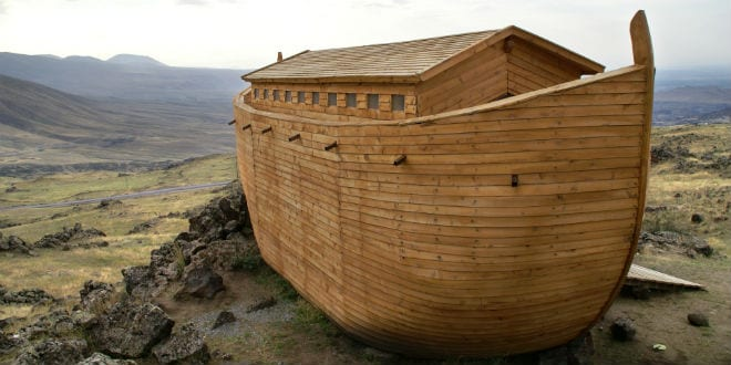 Noah's Ark Opens its Doors to a Storm of Controversy ...
