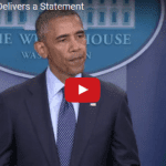 Obama Neglects to Mention 'Radical Islam' in Post-Shooting Statement