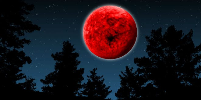 Rare Summer Solstice Marked By Strawberry Moon
