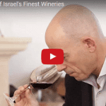 Tasting the Finest Wines of the Holy Land
