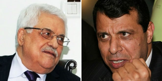 'Palestinian' security forces arrest supporters of Abbas rival who lives in UAE