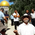 BIN Exclusive: Father of Slain Girl Performs Priestly Blessing on Temple Mount [VIDEO]