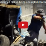Authorities Thwart Attempt to Smuggle Dismantled Pickup Truck into Gaza