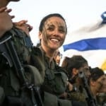 Following First Ever Co-Ed IDF Oath of Allegiance, Debate Heats Up Over Female Soldiers in Combat