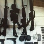 Security Forces Thwart Major Arms Smuggling Attempt from Jordan