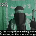 Hamas Ramps Up Recruitment of Female Terrorists as Young as 15