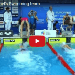 Olympic Hope: Swimming for Israel!