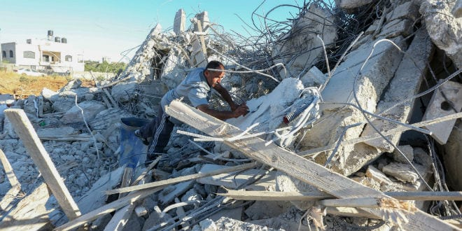 Palestinians: The Home Demolitions No One Talks About