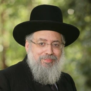 Rabbi Yaacov Haber (Photo: Wikimedia)