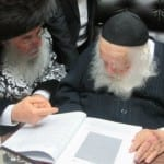 """Rabbi Kanievsky to Mishkoltz Rabbi: """"All That Can Be Done is to Wait for Messiah"""""""