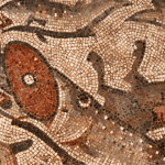 Mosaics Depicting Noah's Ark, Splitting of the Red Sea Uncovered at Ancient Synagogue