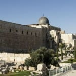 "Islamic Guards Attack Archaeologists on Temple Mount ""for Picking Up Olives"""