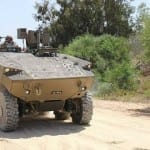 Revealed: IDF Operating World's Most Advanced and Protected Wheeled Combat Vehicle