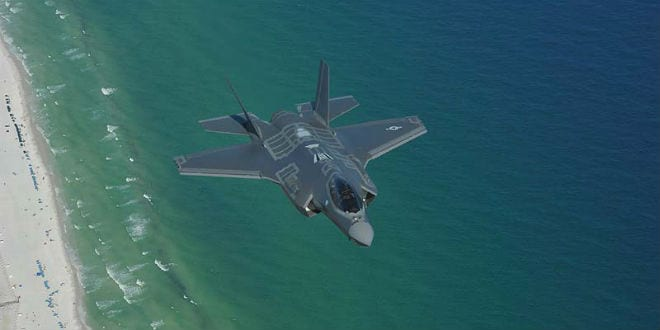 Revelation: Israel First Country to Use F-35 Stealth Jets in Operation