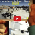 Jerusalem's Gamers Experience Ancient Wonder at the Tower of David