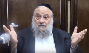 Rabbi Mendel Kessin (YouTube)