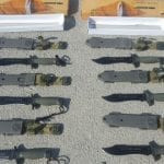 IDF Foils Hamas Attempt At Smuggling Commando Knives Into Gaza