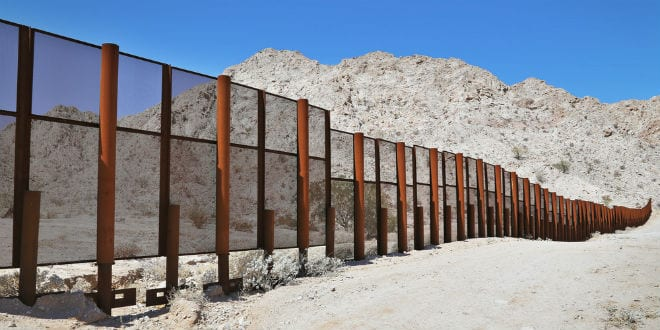 Israeli Security Firm Wants to Help Trump Build Mexico Wall