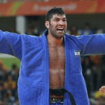 """Israel Bursts With Pride Over Ori Sasson Judoka's Bronze Medal; PM: """"He Is the Beautiful Face of Israel"""""""