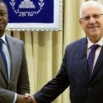 "Togolese President to Rivlin: ""Nations of Africa Admire Israel's Achievements"""