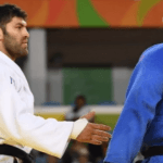 Egyptian Snubbing of Israeli Olympian Incredibly Echoes Book of Lamentations