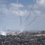 Gaza Rocket Launched at Southern City of Sderot