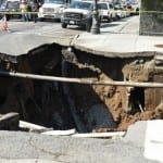 Does Sudden Plague of Sinkholes Presage Reappearance of Korach?