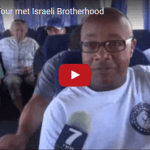 "Police Unity Tour Travels to Israel to Meet Their ""Brothers"""