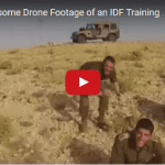 Drone Footage Reveals IDF Training Like Never Before