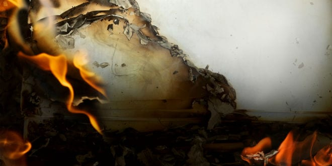mystery burnt scroll reveals bible unchanged for 2 000