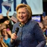 Hillary Clinton Says Terrorists Are Praying for Trump Victory