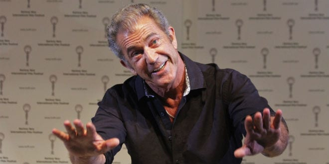 Mel Gibson at a 2014 film festival in the Czech Republic. (Ales Studeny / Shutterstock.com)