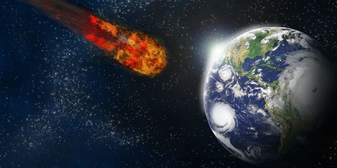 A Mt. Everest Sized Asteroid is About to Whiz by Earth: Part of 'Nibiru' Explains Expert