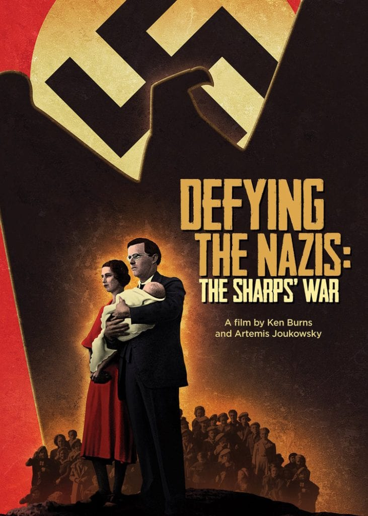 "The film ""Defying the Nazis: The Sharps' War,"" premieres on Sept. 20. (Courtesy of Ken Burns.)"