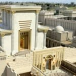 "Second Temple ""Reappears"" in the Western Wall Plaza [PHOTOS]"