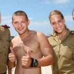 5,000 Lone IDF Soldiers Treated to Day of Fun in the Summer Sun