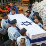 Grandmother, Police Officer Slain in Terror Shooting Buried in Jerusalem