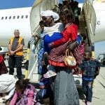 ICEJ Sponsors First Wave of Renewed Ethiopian Immigration to Israel